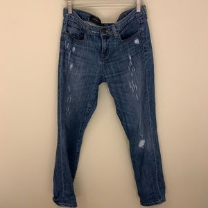 J. Crew Toothpick Jeans in 29 Ankle